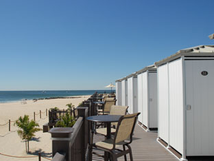 cabanas at at Harbour Manison